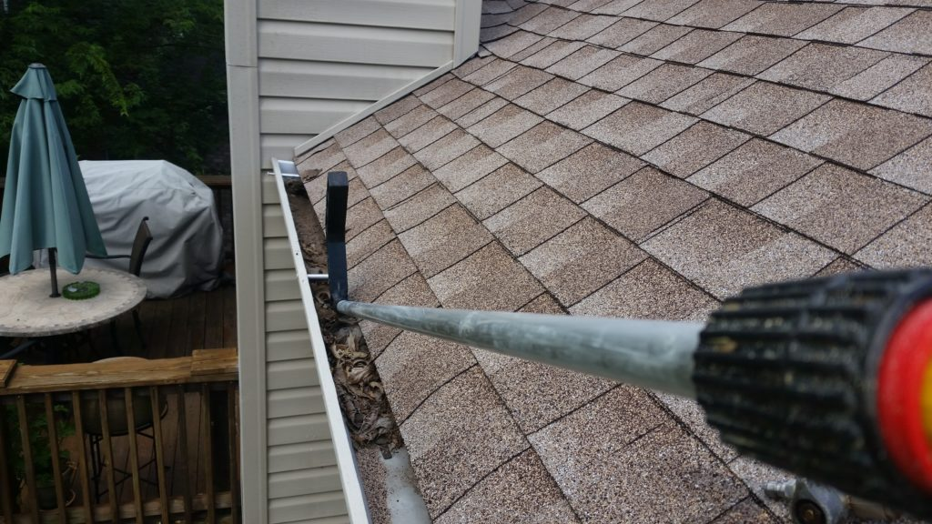 Gutter Clean Out Tool